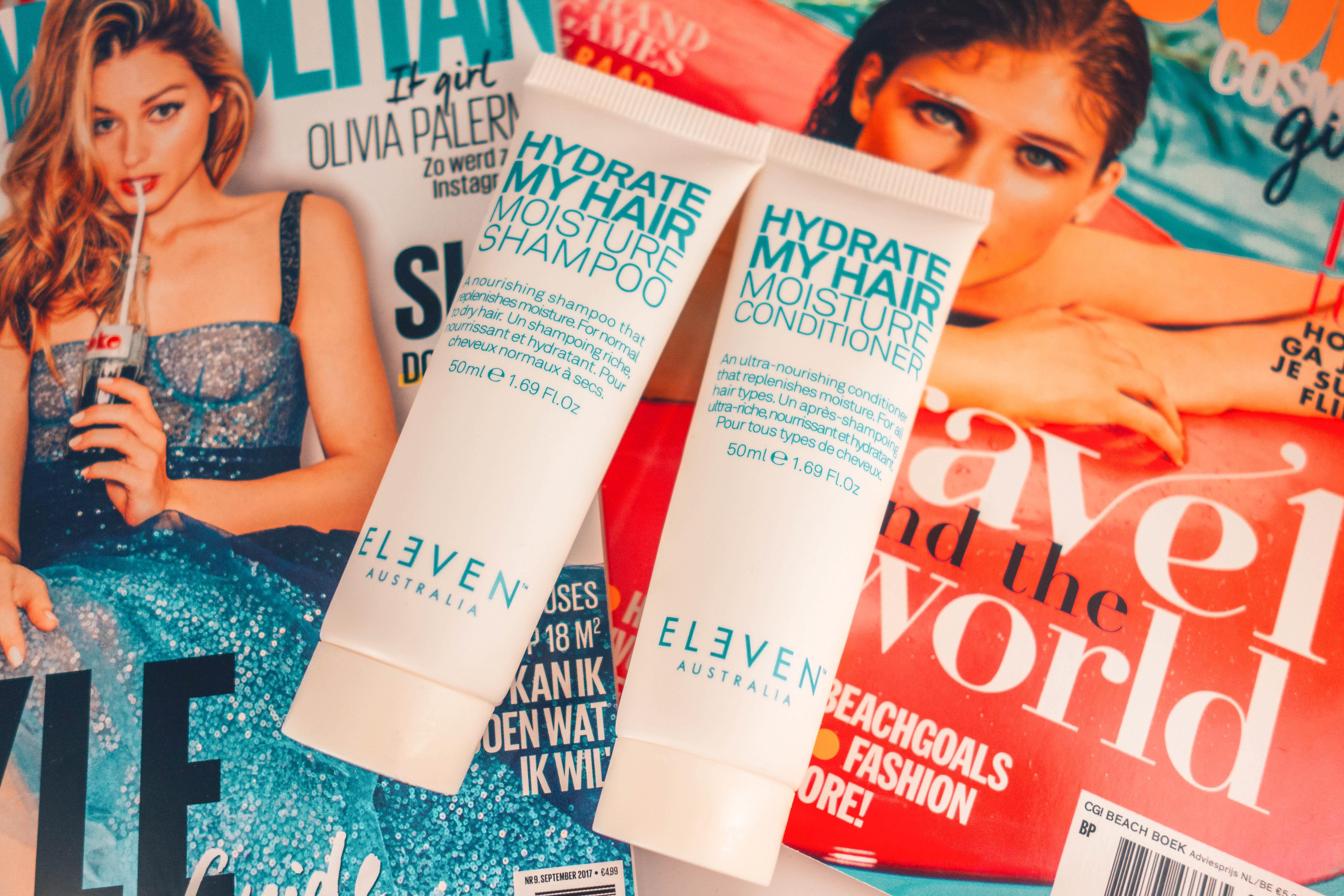 Eleven Australia Shampoo and Conditioner