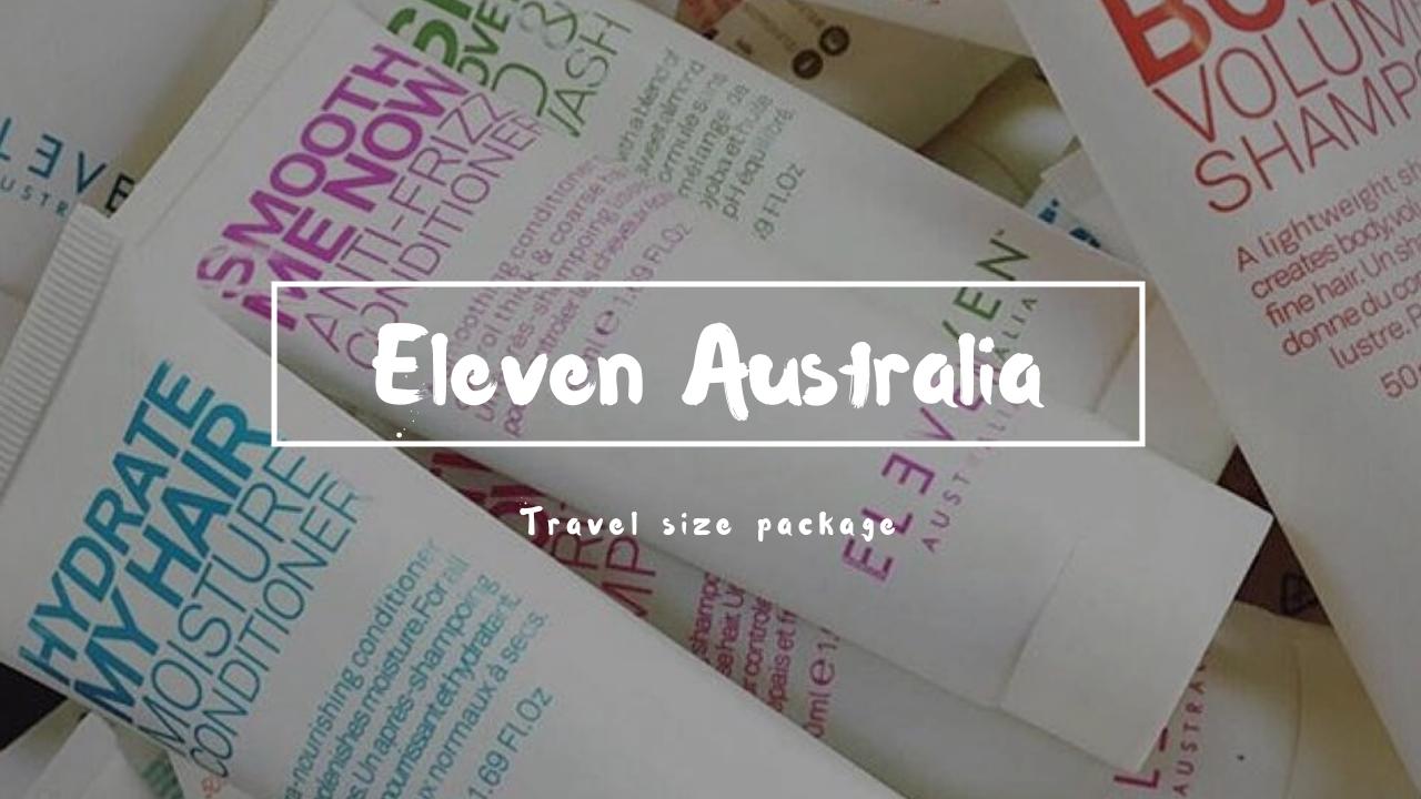 Beauty: Eleven Australia Reis pakket