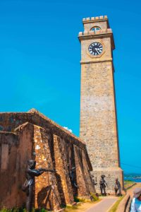 watch tower galle