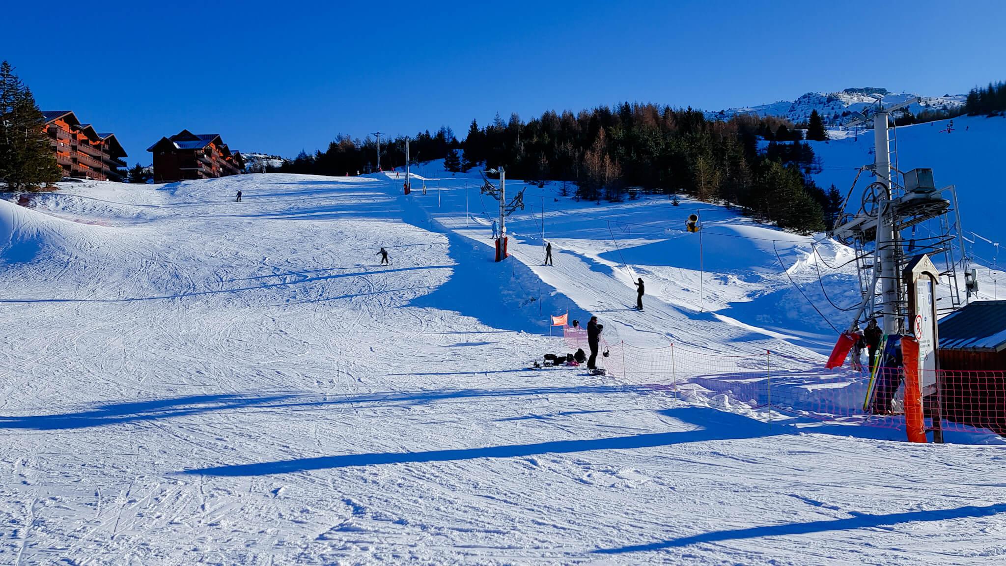 La Joue Du Loup ski Area