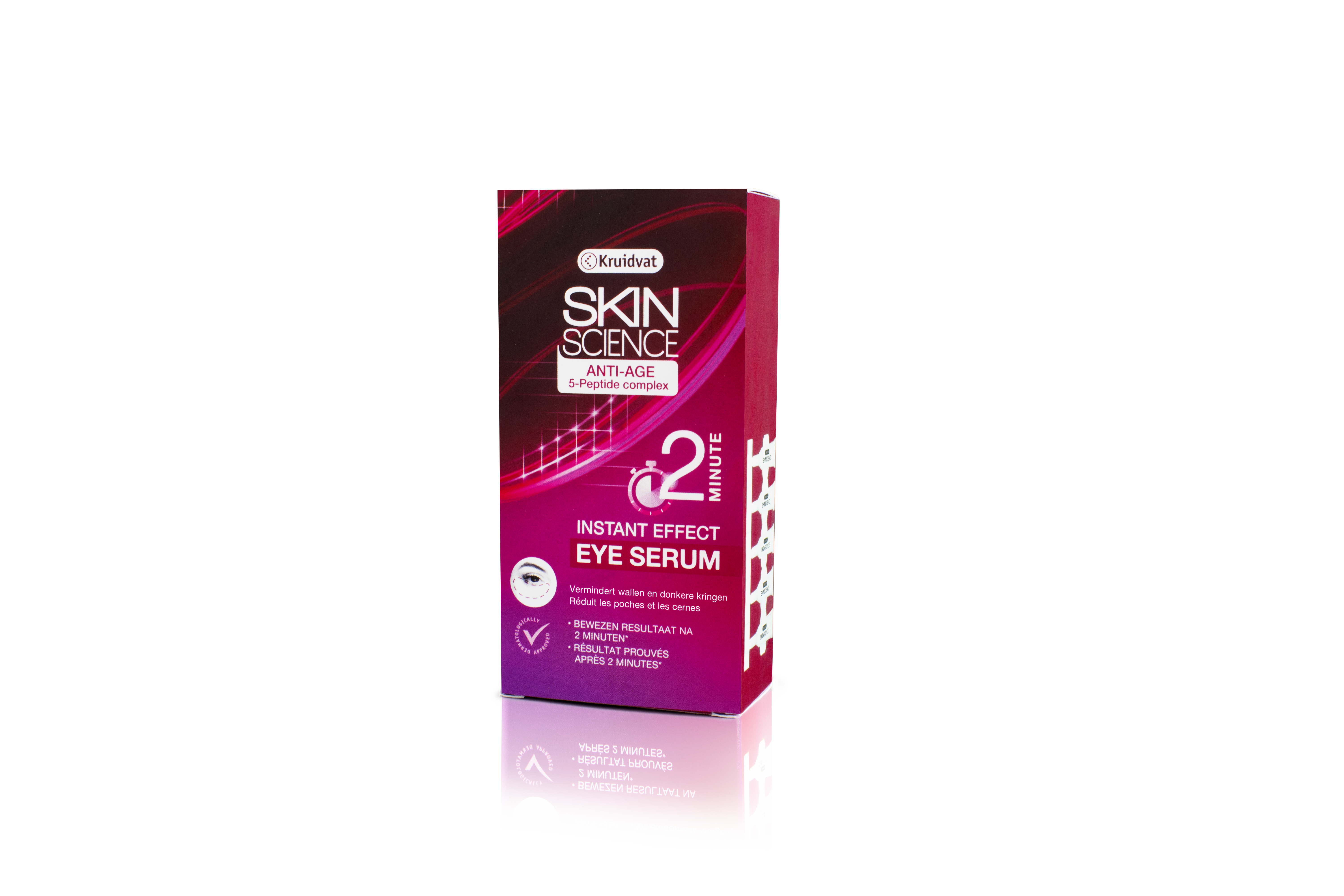 Skin science instant effect