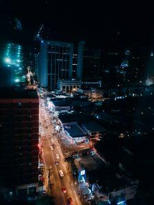night view room