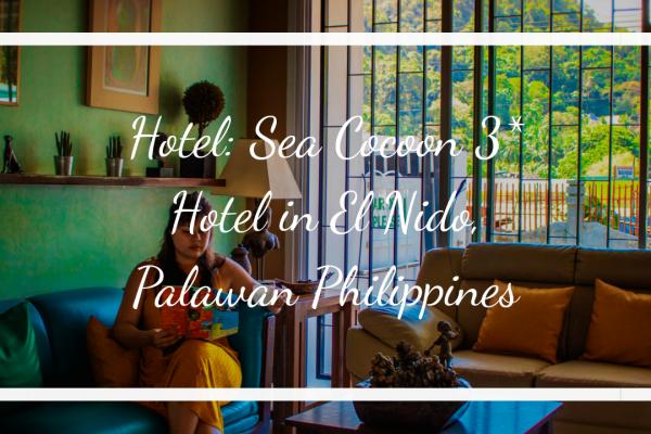Blog a hotel in El nido