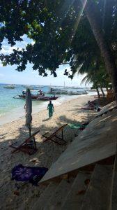 Pangloa beach Panglao island