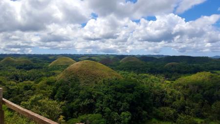 Bohol chocolat hills