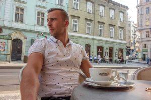Maarten, Partner of Deborah from Wanderlust Tourist