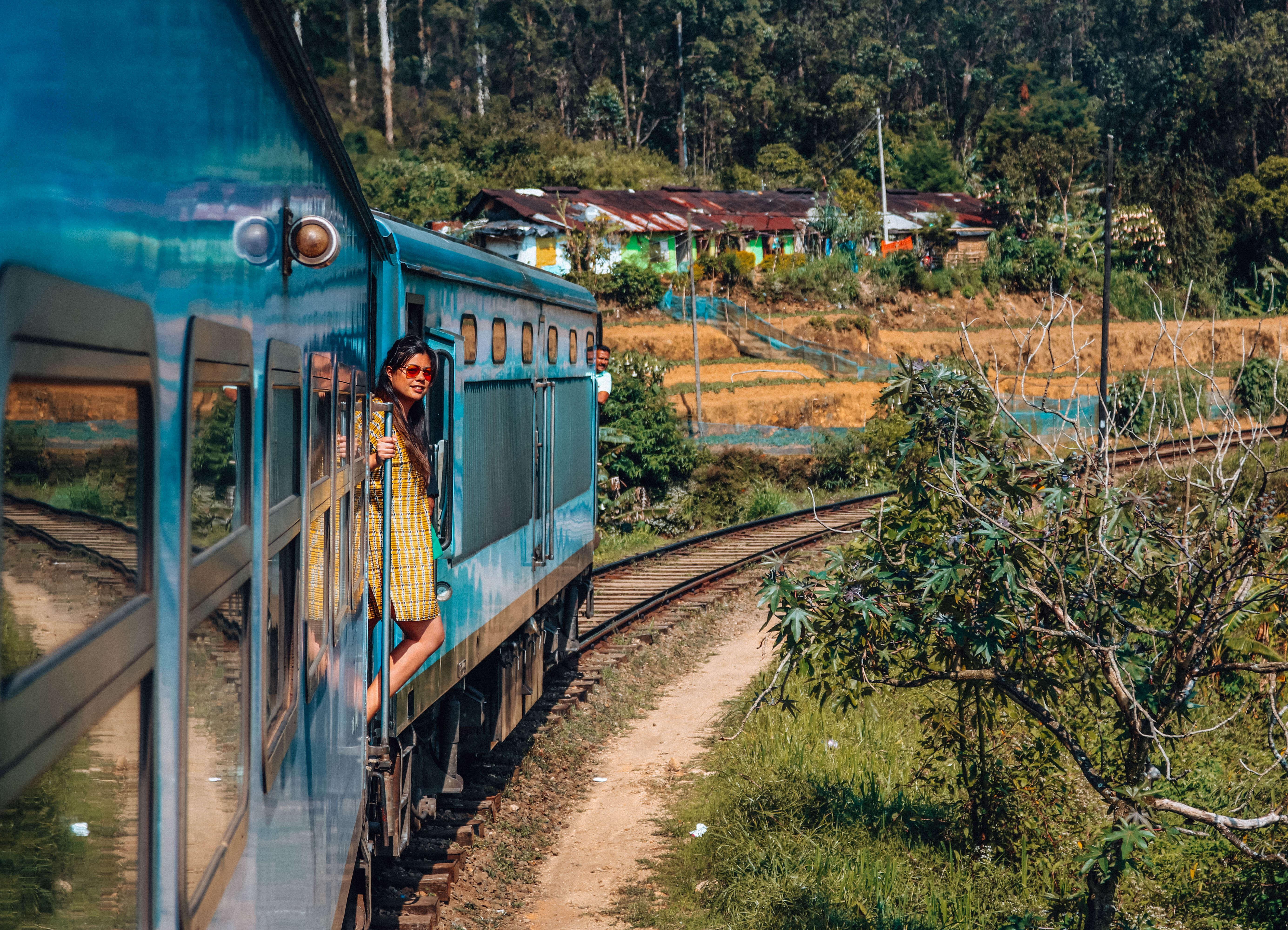 train ride to Ella