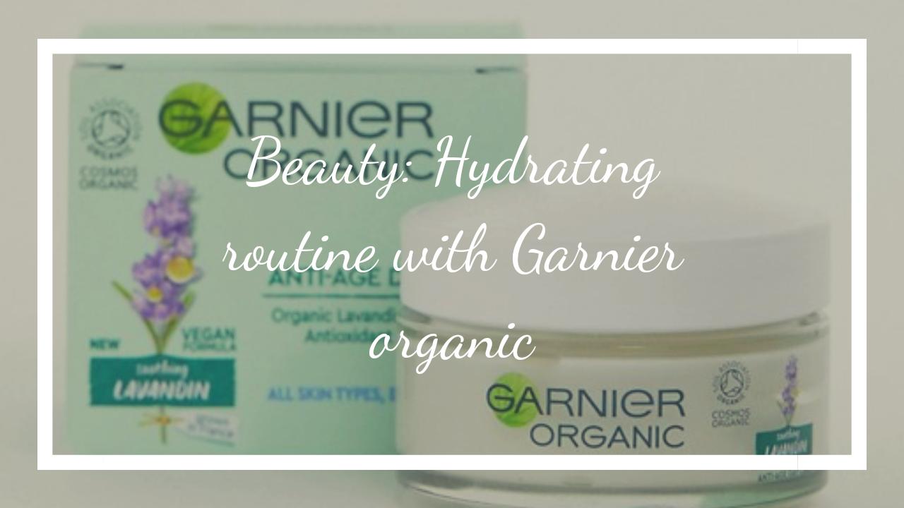 Blog Garnier organic