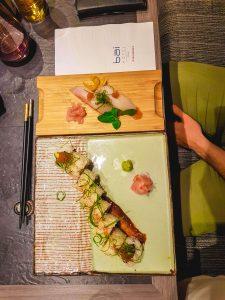 sushi bai hotel