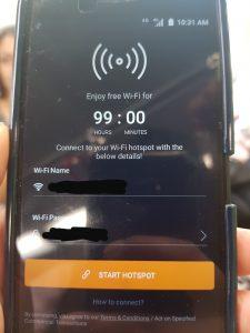 portable wifi