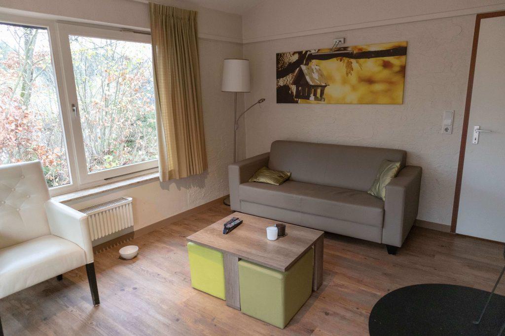 lounge area