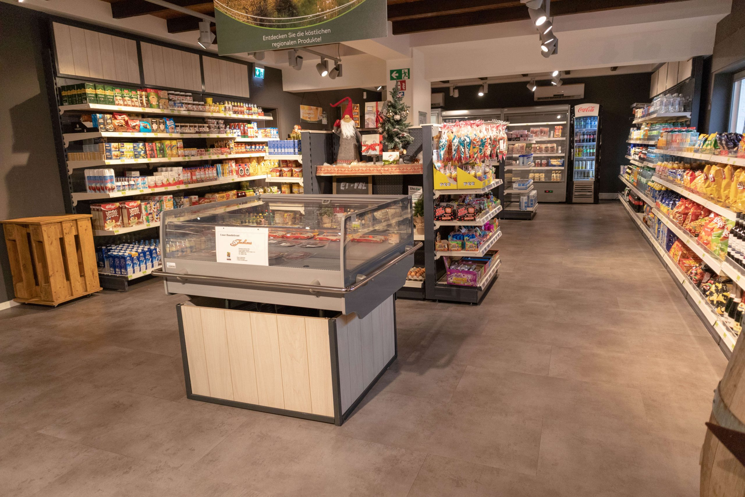 Landal supermarket